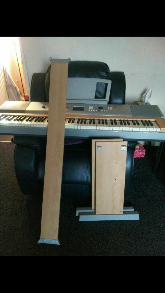 Yamaha portable grand piano keyboard