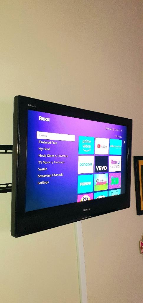 "32"" Sony Brivia Flat Screen LED TV"