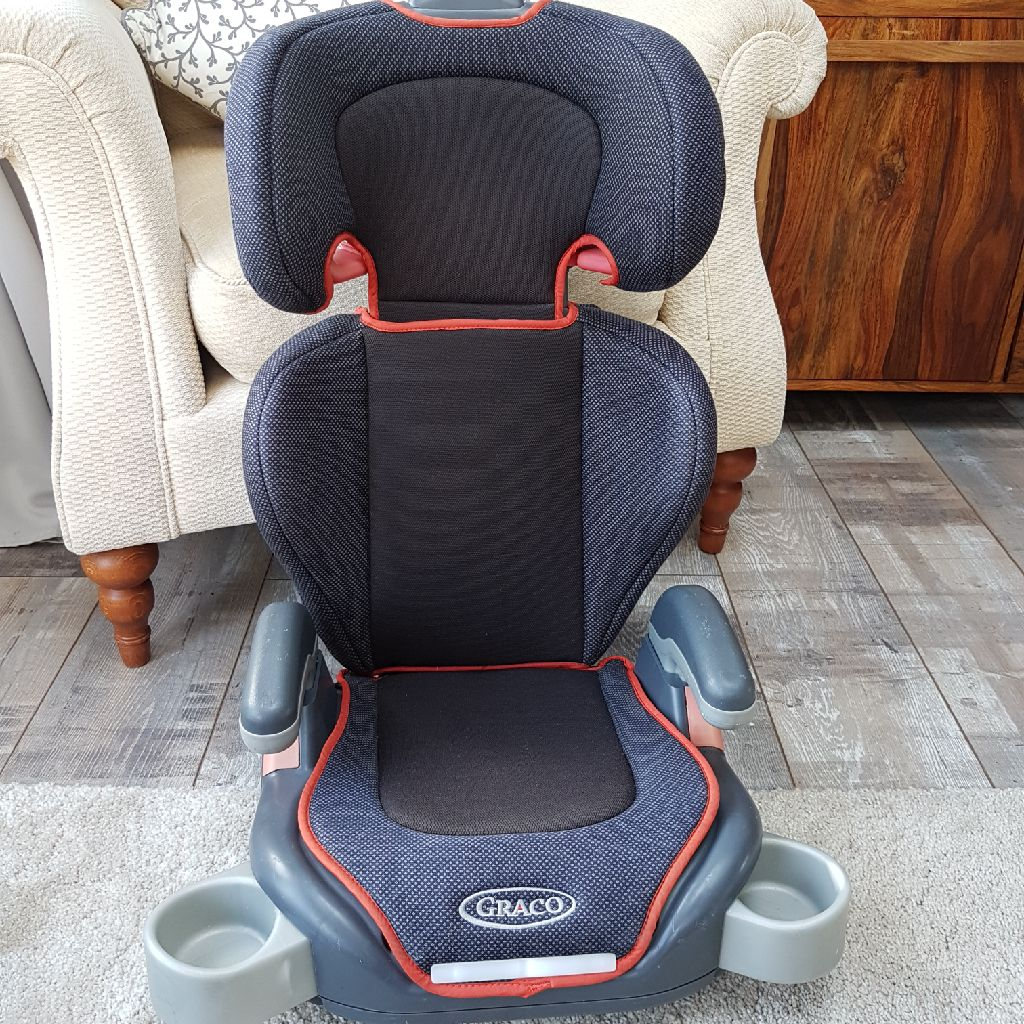 Graco car seat 15-36kg