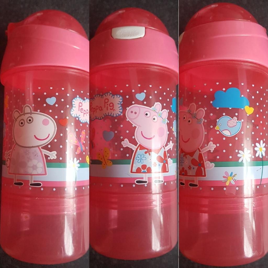 Two Toddler Bottles