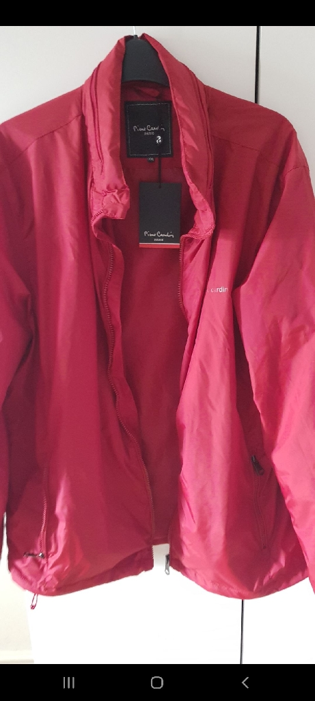 Mens jacket brand new with tags