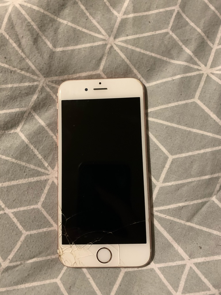 iPhone 6s rose gold 16g