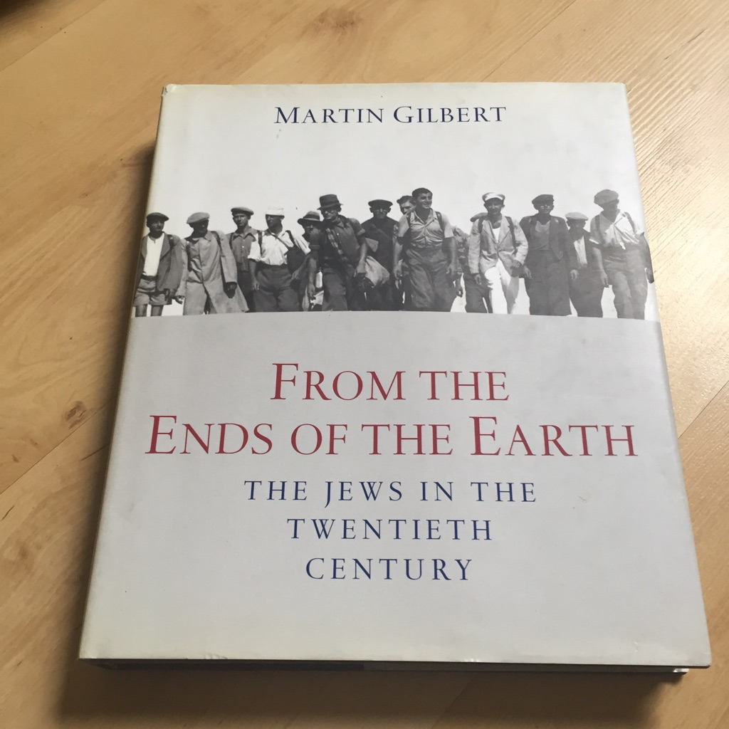 From the Ends of the Earth: The Jews in the 20th Century