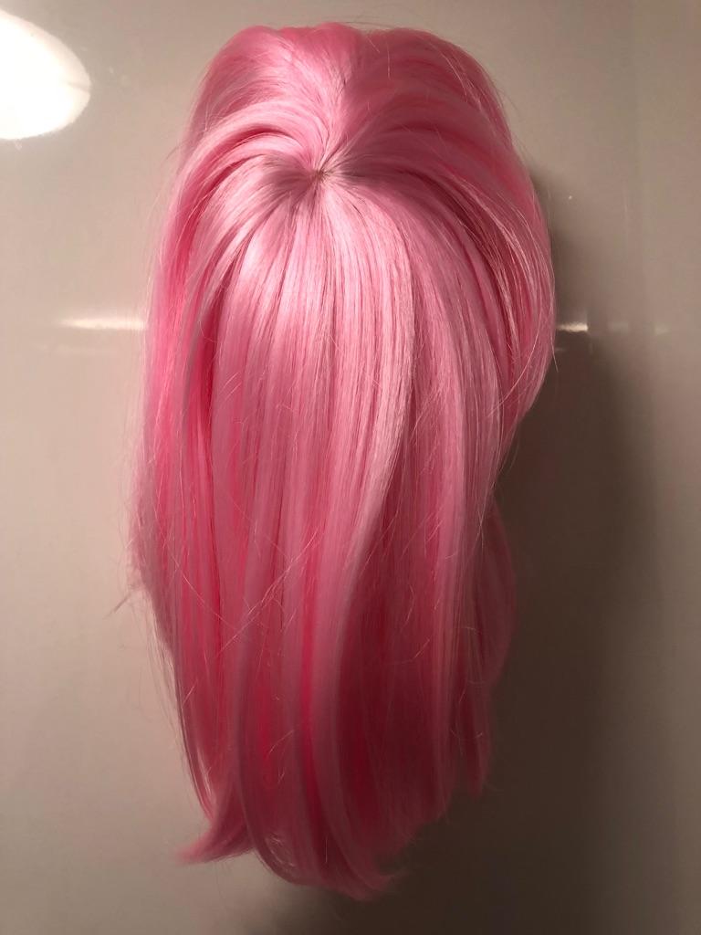 Koko Baby Pink Short Wig