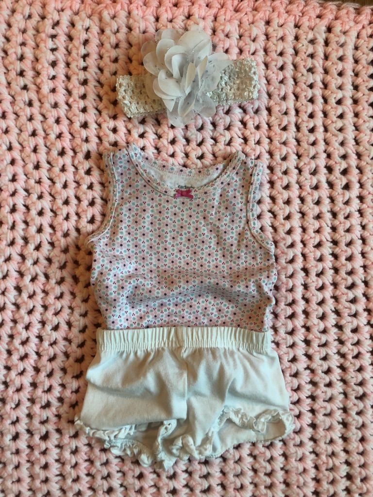Babygirl clothes 0-3 3-6
