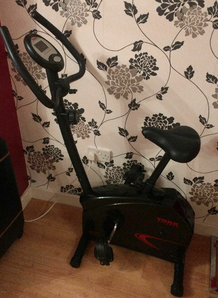 Exercise bike - York C101 Cycle