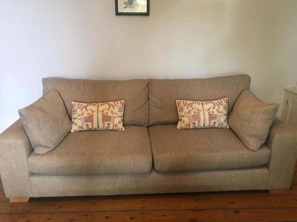 NEXT Large Sofa - Textured Weave