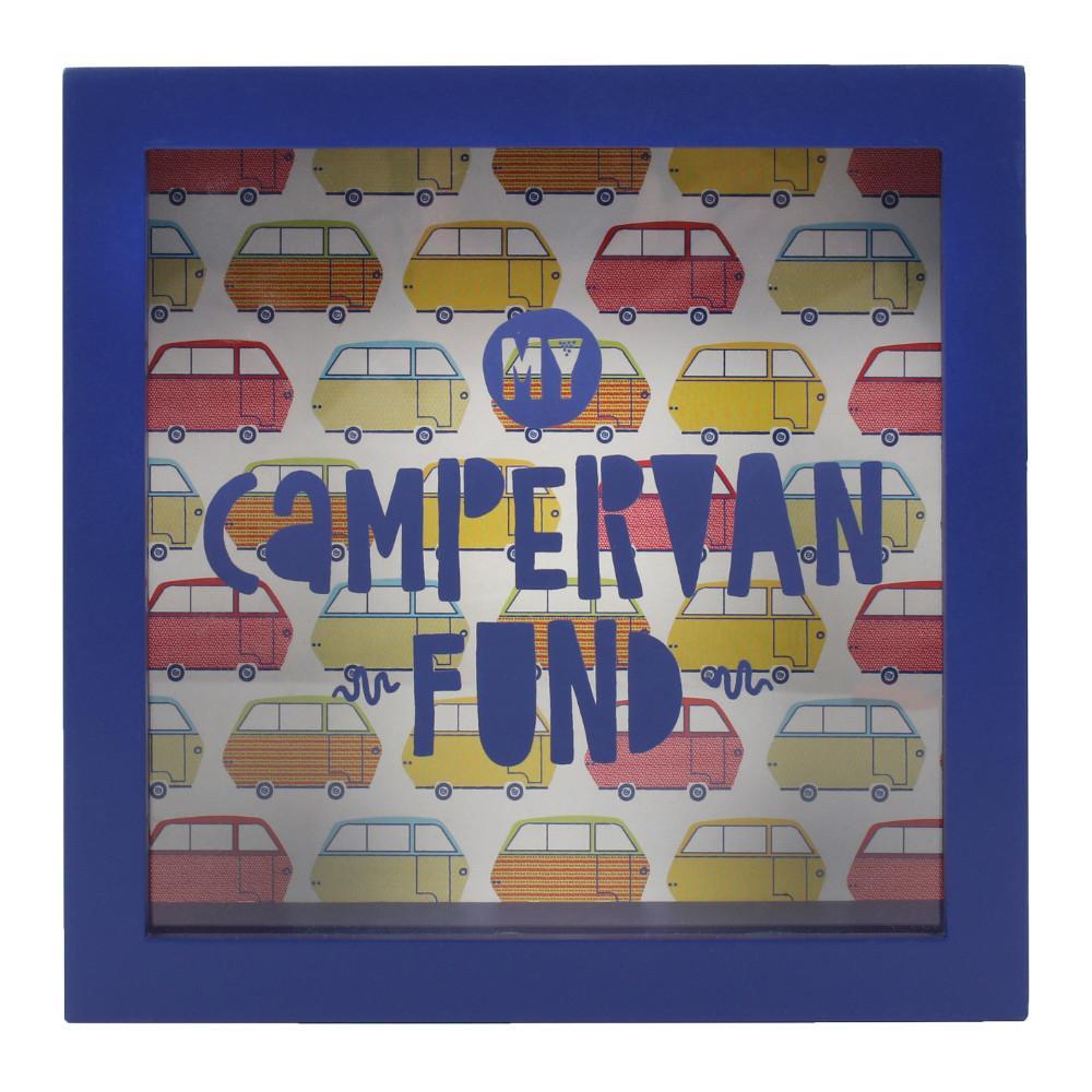 MONEY BOX ~ CAMPERVAN FUND