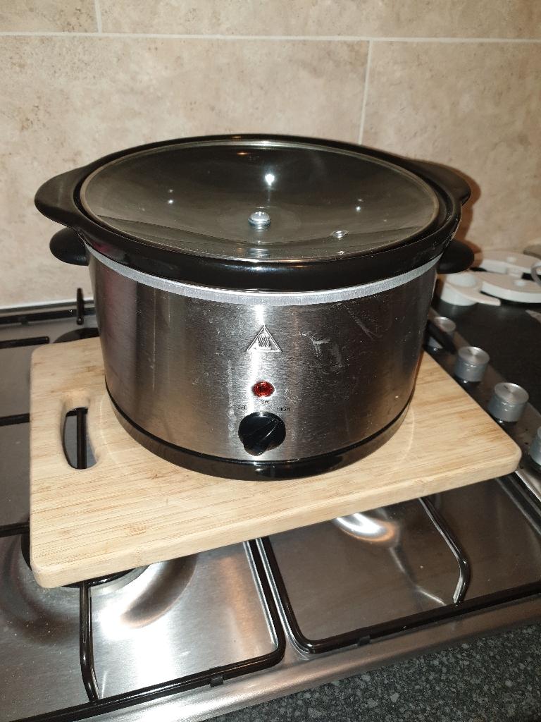 3 liter slow cooker