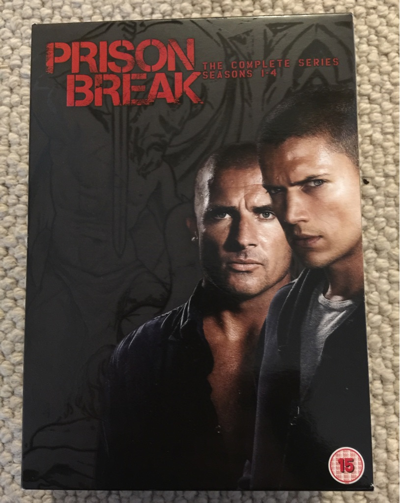 Prison Break - The complete series 1-4