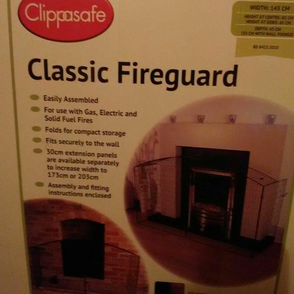 Classic Fireguard