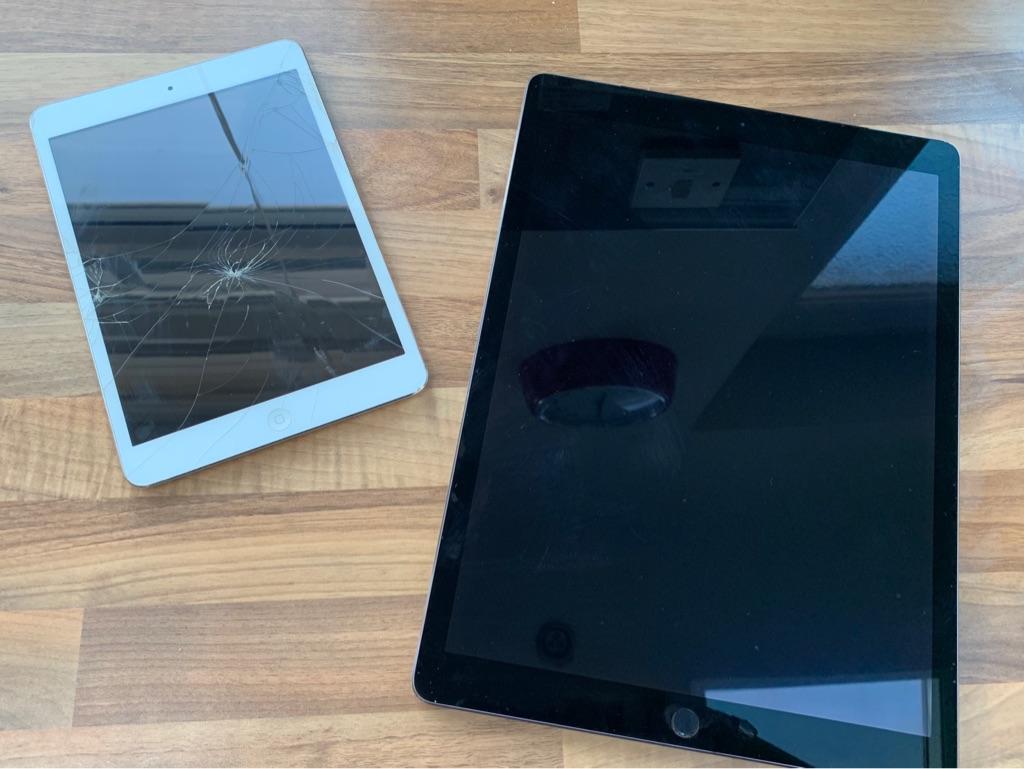 iPad Pro 12.5 & IPad mini