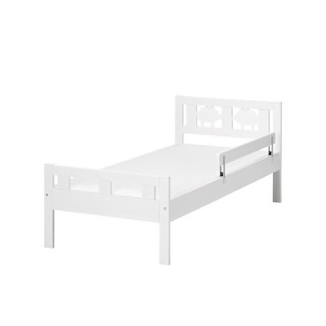 Ikea bed for kids with mattress