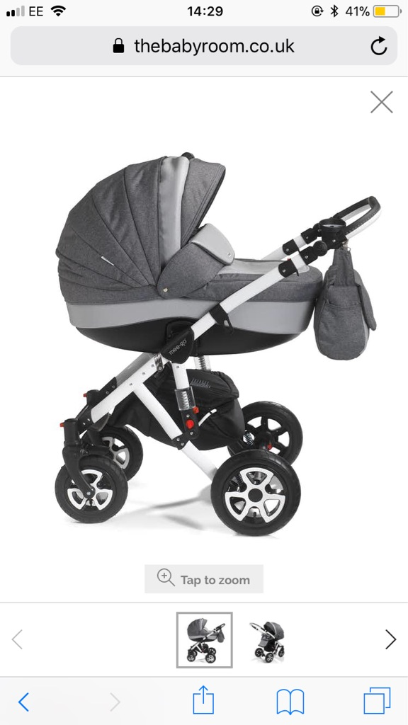 Mee Go Milano Travel System