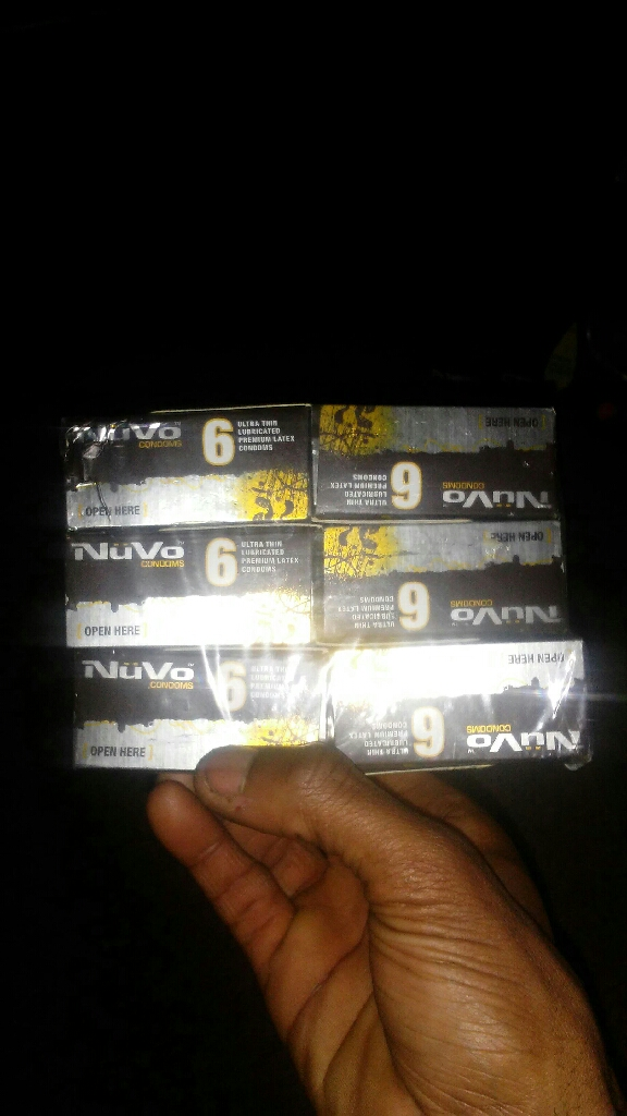 NUVO PREMIUM (6) 6 PACK CONDOMS