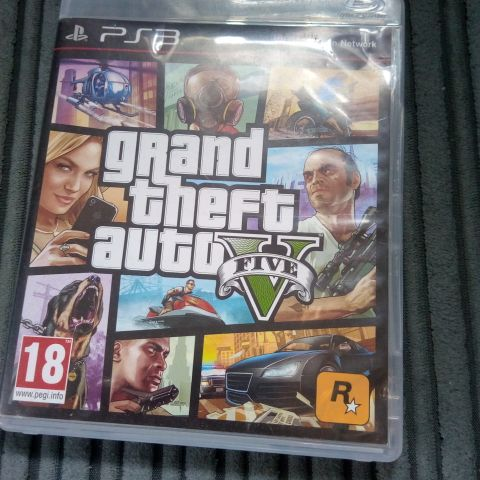 Ps3 gta working order
