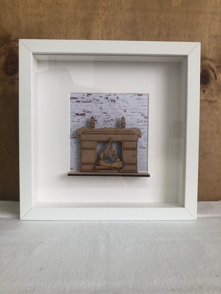 Handmade Box Frame