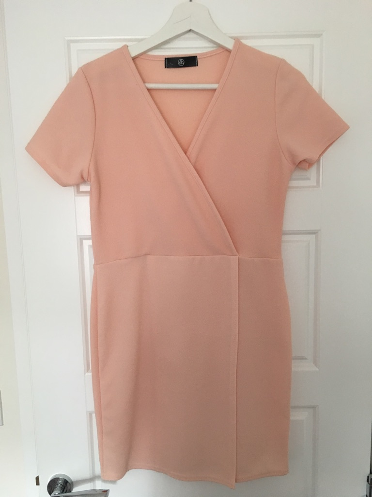 Miss Guided Dress. Never worn. Size 12.