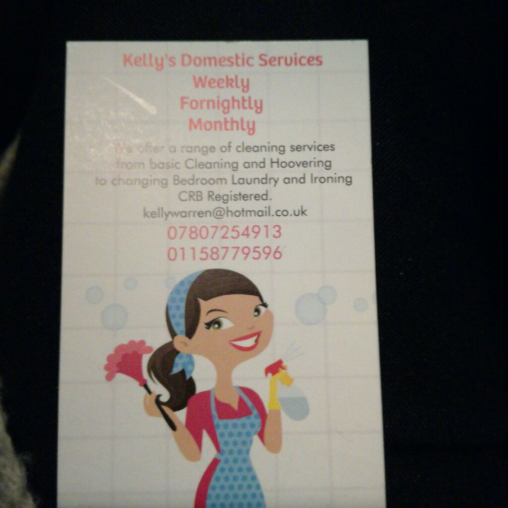 Reliable and trustworthy female cleaner