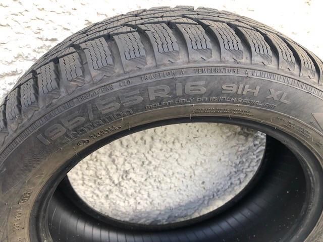 Nokian winter tyres