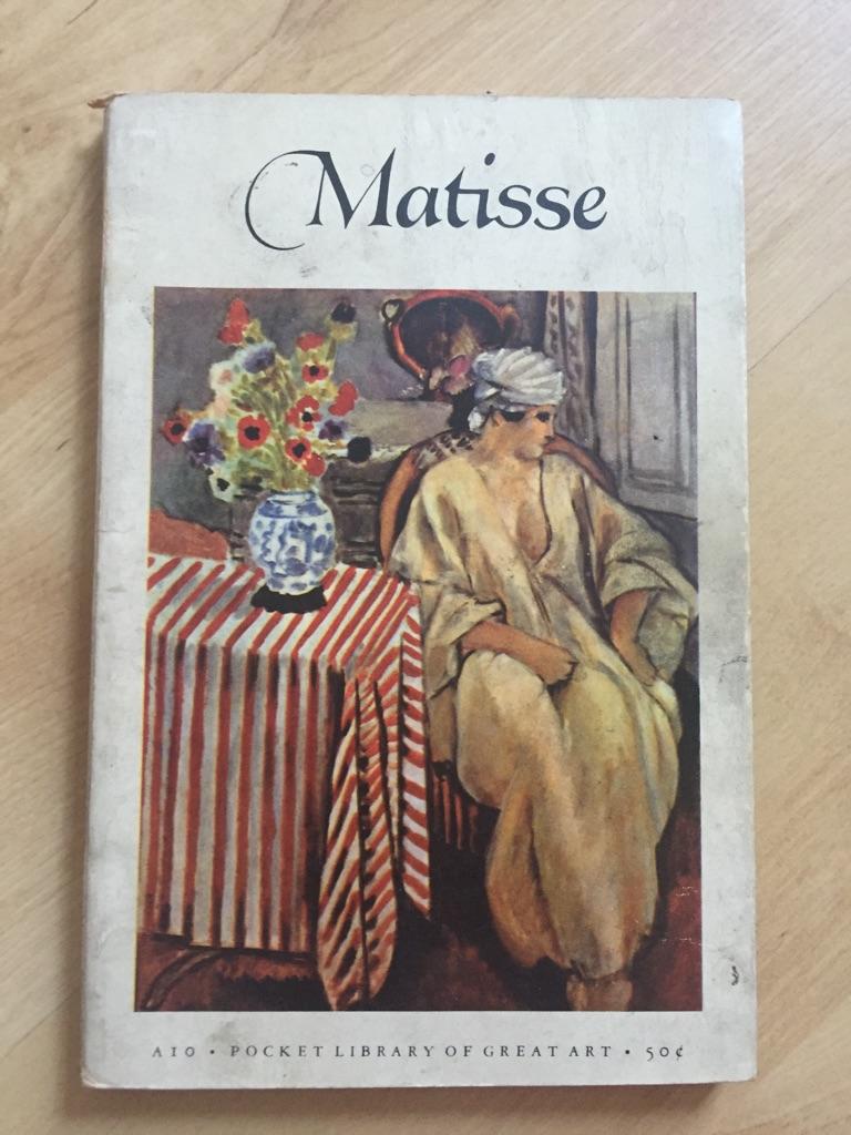 Matisse Fontana Pocket Library of Great Art