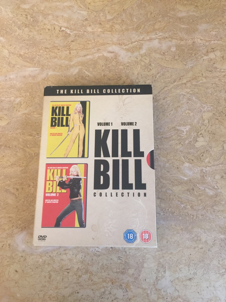 Kill bill collection