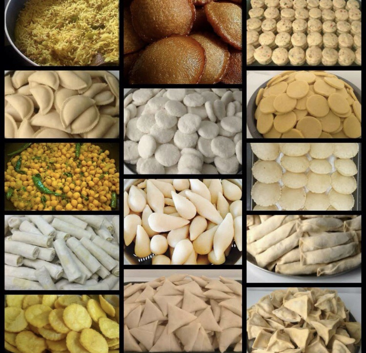 Shelina homemade Bangla food