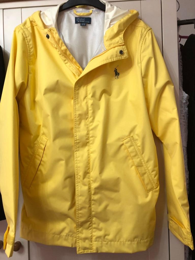 Polo Ralph Lauren child raincoat
