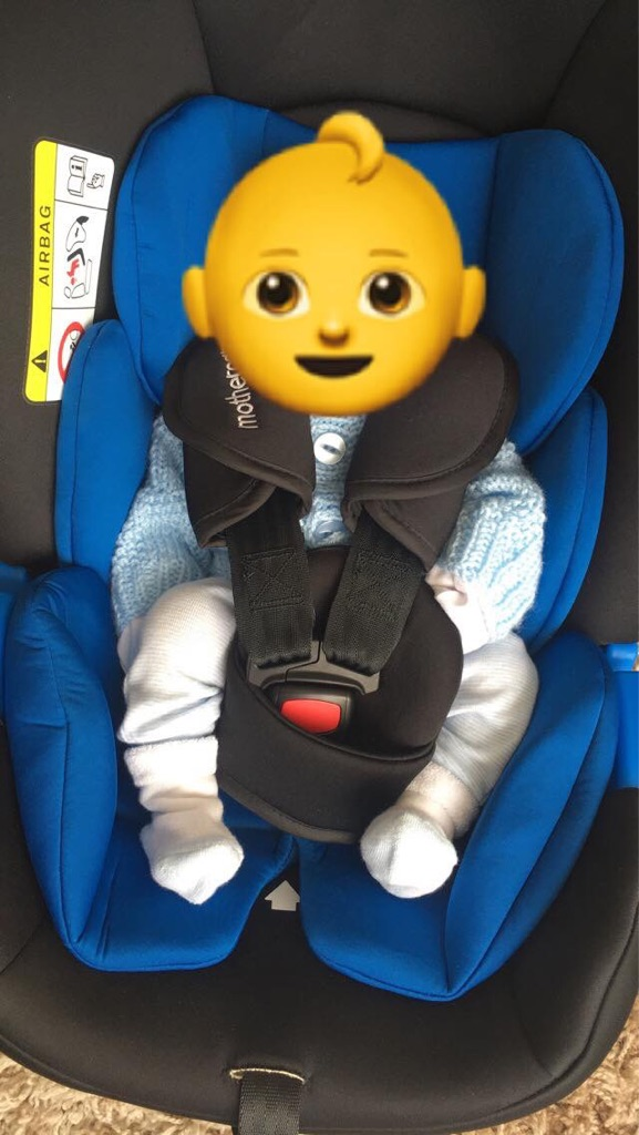 Mothercare journey pram and car seat
