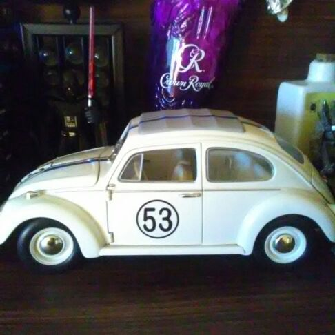 Herbie toy car