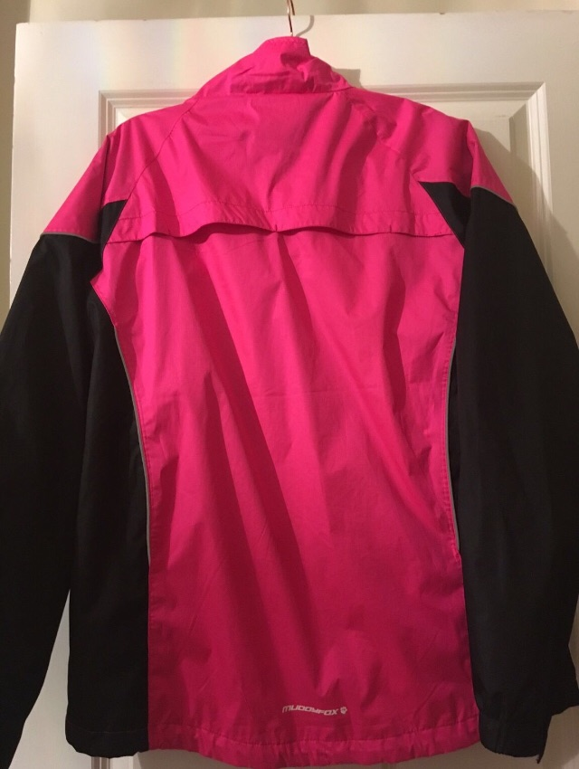 Muddyfox water resistance rain jacket