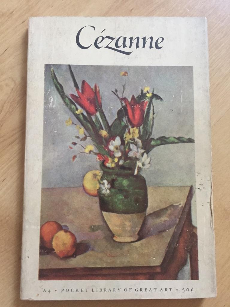 Cezanne Fontana Pocket Library of Great Art