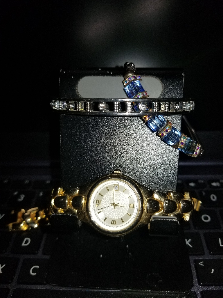 2 Bracelets and a watch $20 for all