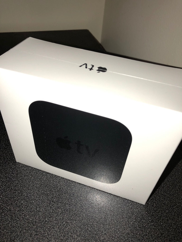New Apple TV - 32GB HDR Digital Media Streamer