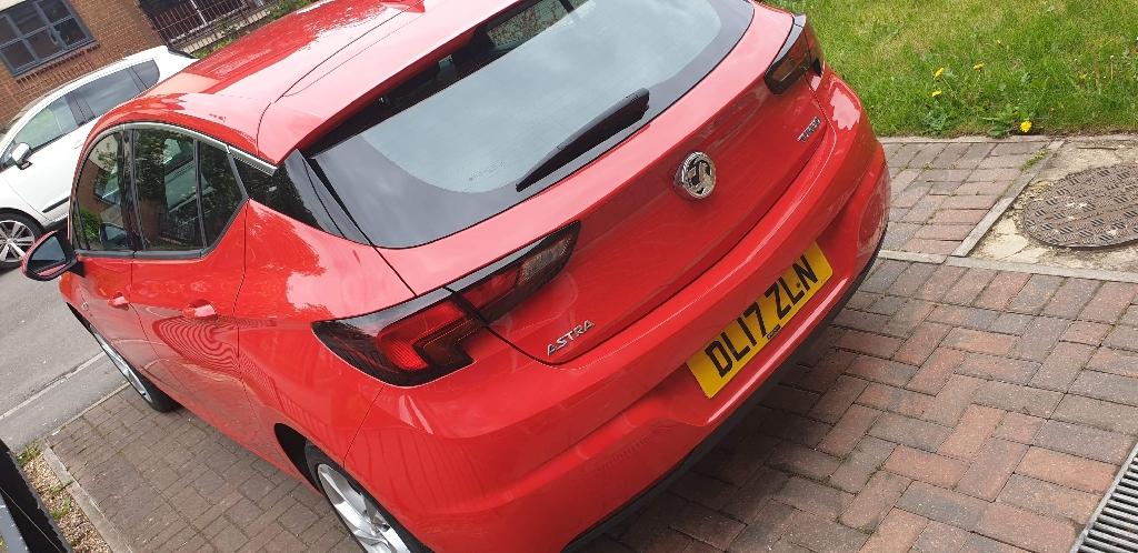 Vauxhall Astra 1.4 i Turbo 16v SRi Nav 5dr