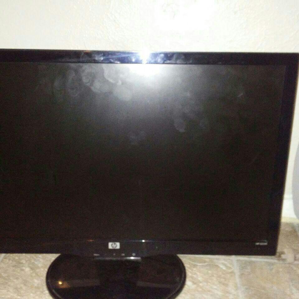 HP Monitor 2010.