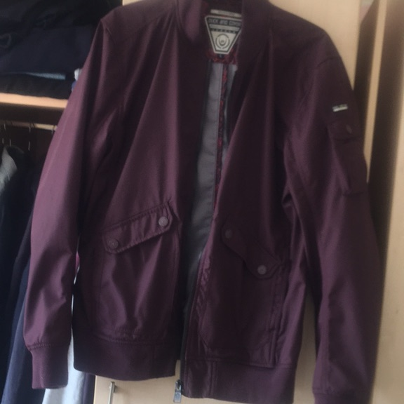 Brand New Duck and Cover bomber jacket