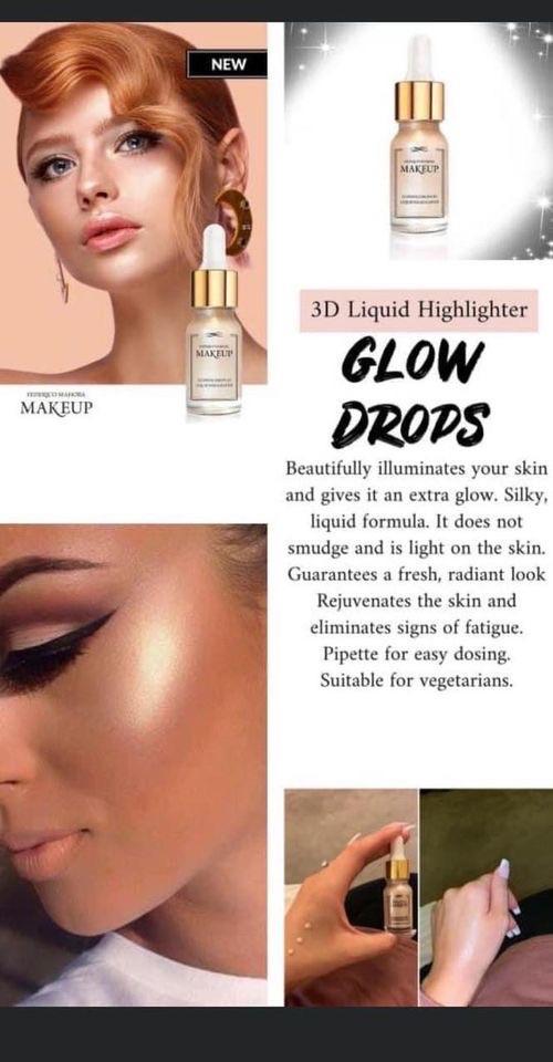 Highlighting drops