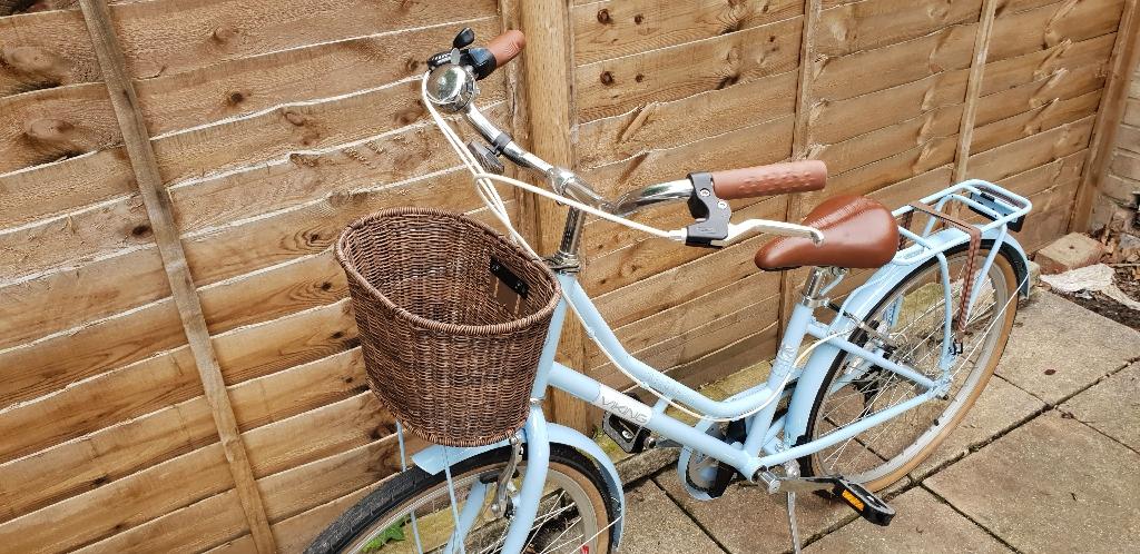 "24"" Belgravia Viking Blue Bike"