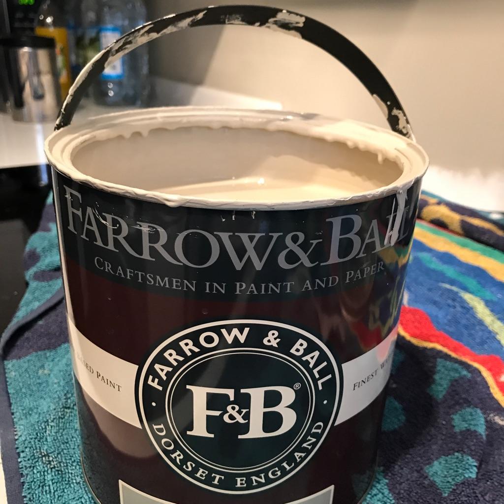 Farrow & Ball (Drop Cloth no.283) Modern Emulsion