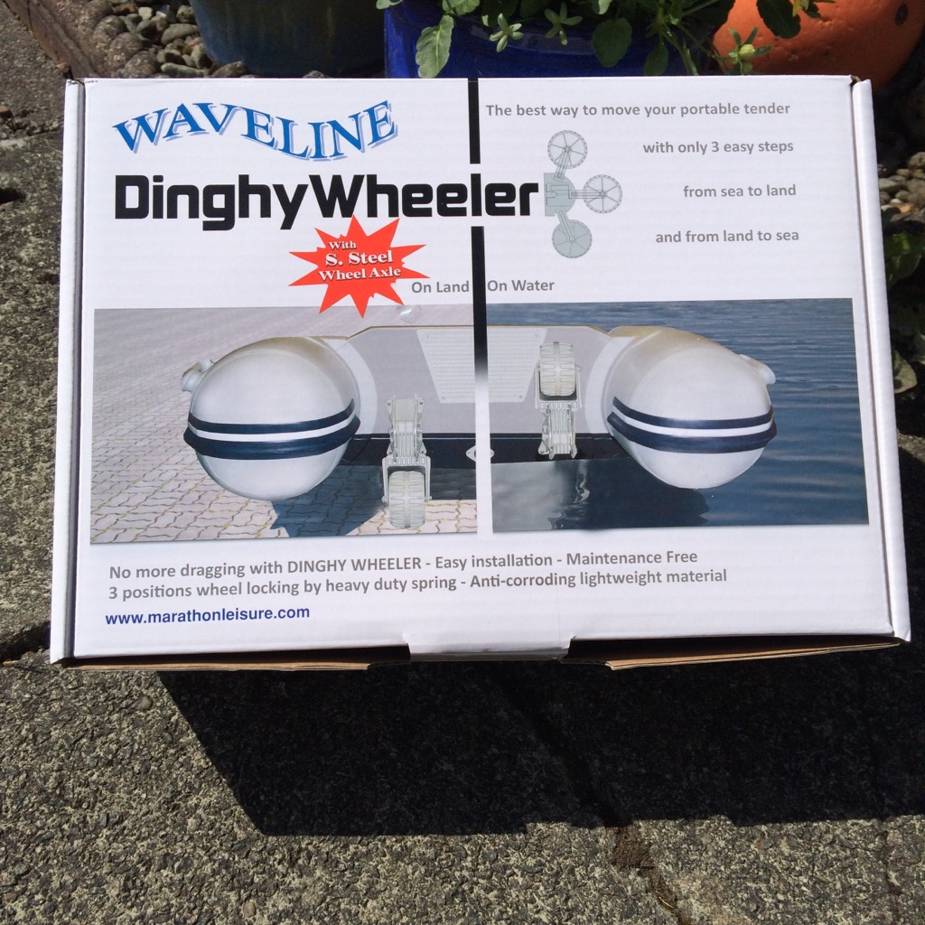 Wheels for Dinghy