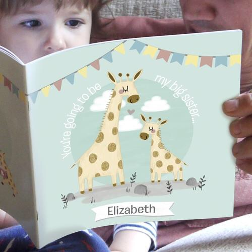 Personalised Big Brother/Big Sister books