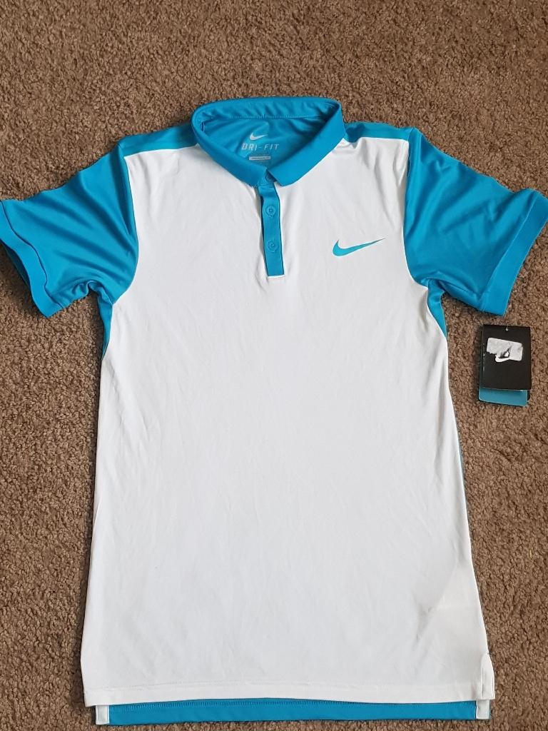 Nike Dri Fit Polo Shirt, XS