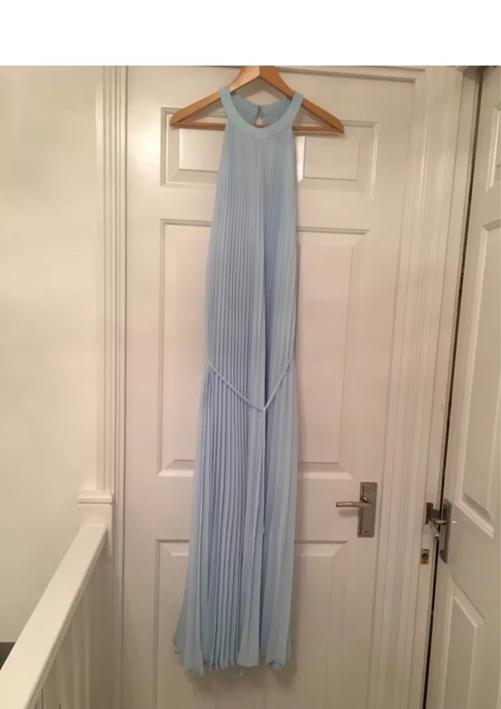 Ted baker full length dress