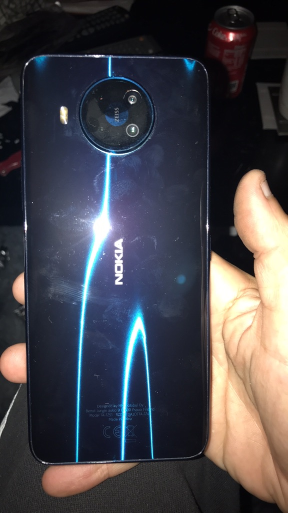 Nokia android zeiss