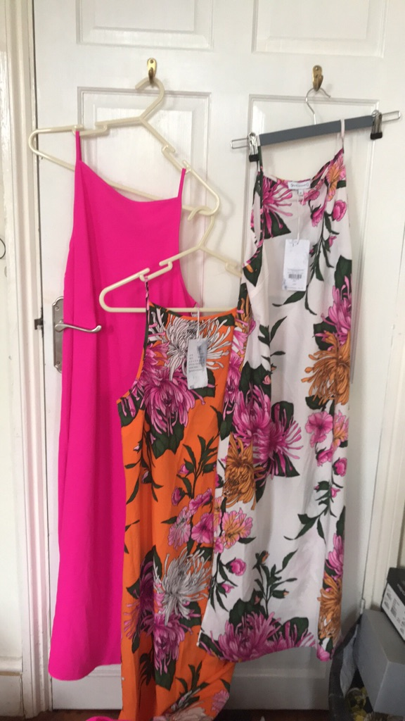 Women's clothes, shoes, bags, sunglasses - huge clear out! Price starts at £5