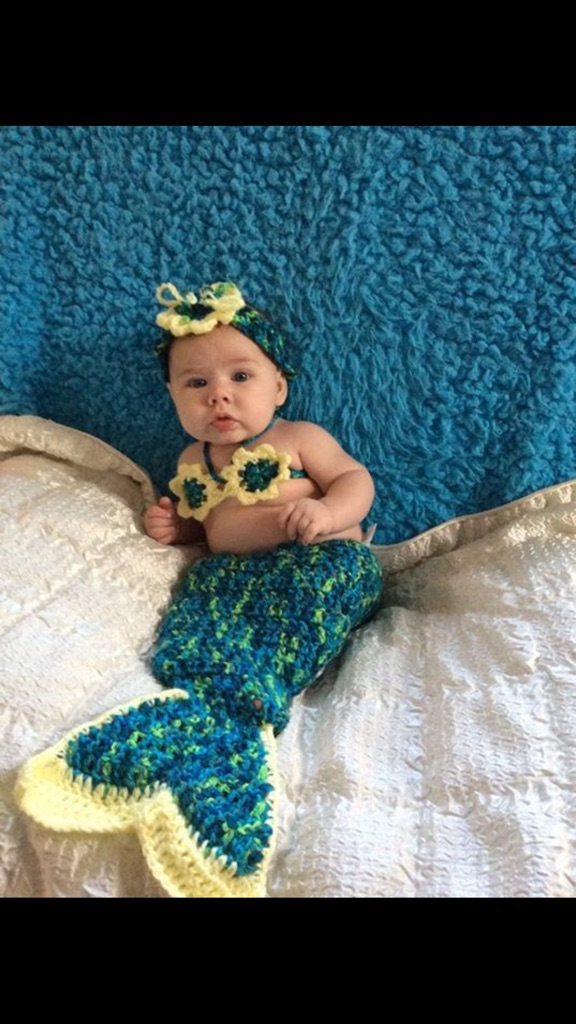 Handmade Crochet Outfits For Baby