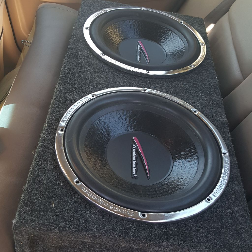 Sub  subwoofer  12 inch