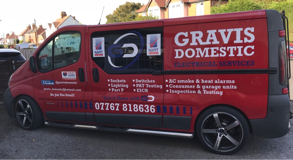 Electrical Services - Skegness & surrounding areas