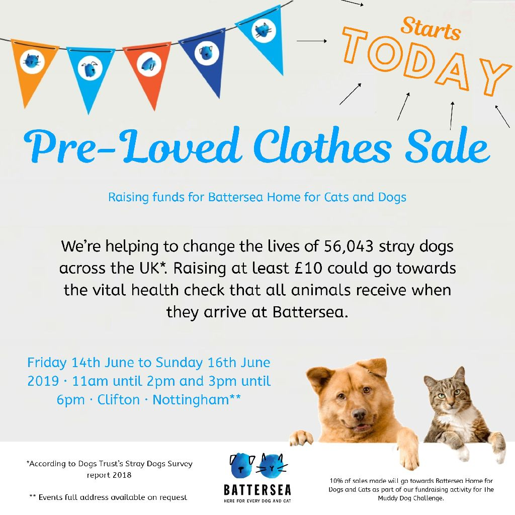 🐕Pre-Loved Clothes Sale